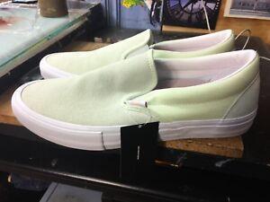 21354a75e4 Vans Slip-On PRO Ambrosia White Size US 11.5 Men s VN0A347VPE6