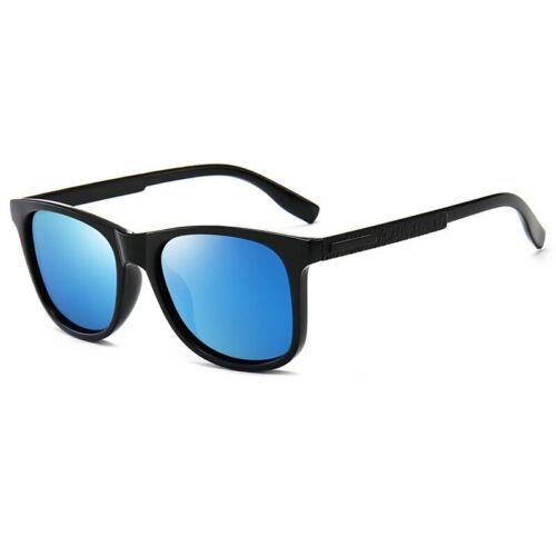 HUHAITANG Luxury Square Polarized Sunglasses Men Brand Designer Driving Sun