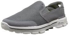 Skechers Performance Men's Go Soccer-54901 Walking Shoe, Black/White, 11 M US