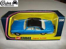 CORGI 286 JAGUAR XJ12C - VN MINT in original BOX