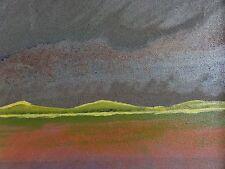 Helmut (Het) Röder (1938-2012) D, NL - Gemälde: FARBIGER HORIZONT (?)