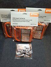 Stihl Ts420 Oem Air Filter Kit Withfuel Filterpickup Body