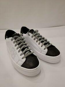 p448 s20 thea white black leather
