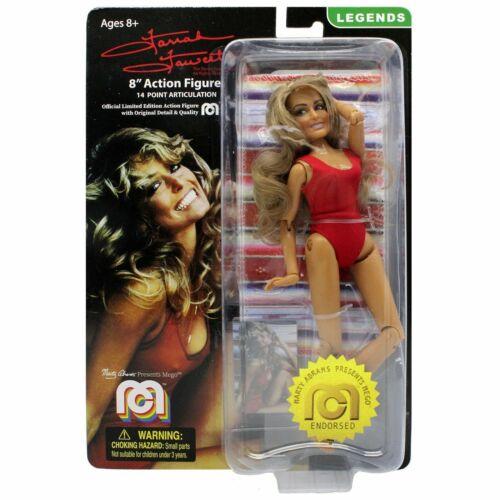 """Mego Legends Farrah Fawcett 8/"""" Action Figure"""
