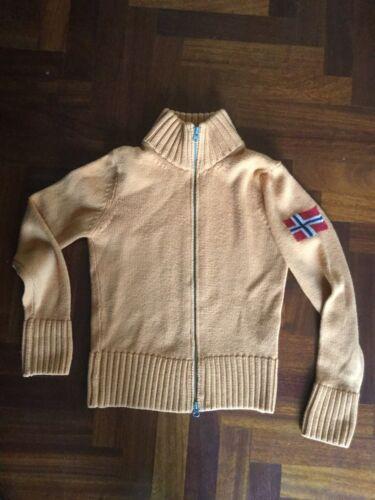 No Shirt Jacket Napapijri Felpa Maglione Size Jacke S RxI4U