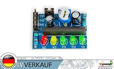 UV-metro Power audio level indicator ka2284 para Arduino Raspberry Pi elaboración de prototipos