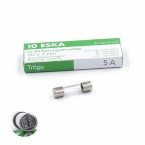 Lot-de-10-fusibles-temporises-T-5A-250V-5x20mm