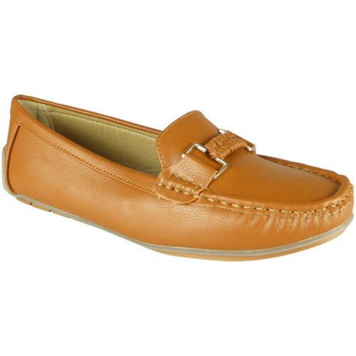 Womens Slip On Loafers Ladies Flat Light weight Comfy Work Office School Shoes