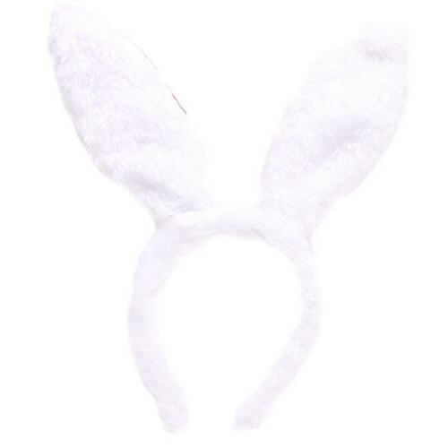 Fancy Dress Costume Easter Halloween Party Rabbit Bunny Long Ears Headband N7