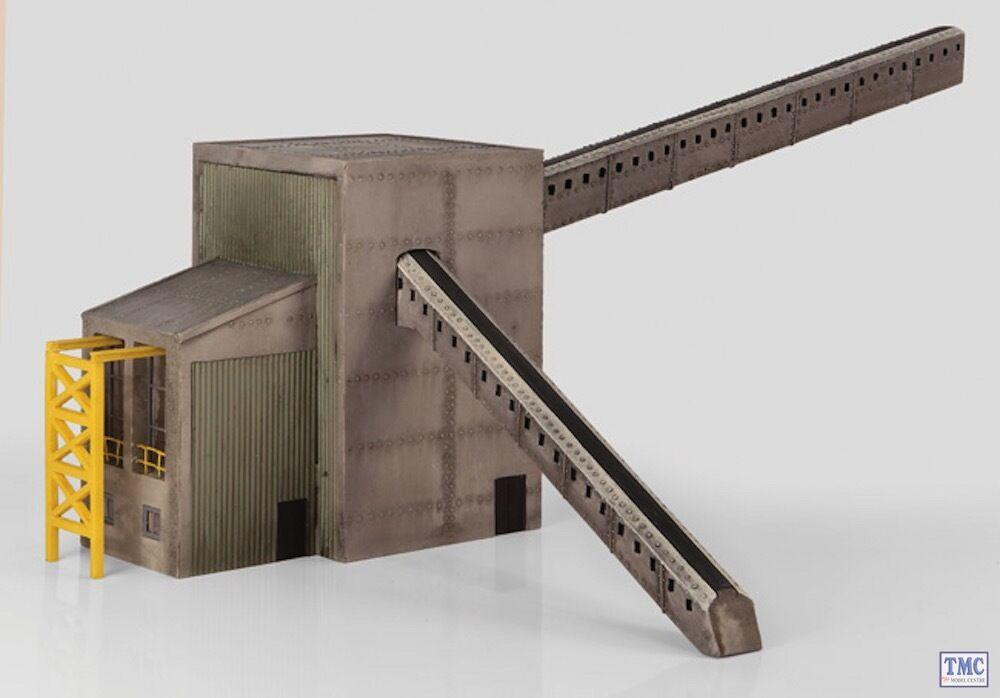 42-197 Scenecraft N Gauge Coal Distribution Building