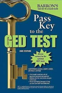 Pass-Key-to-the-Ged-Test-2nd-Edition-Barron-039-s-pass-key-to-the-Ged
