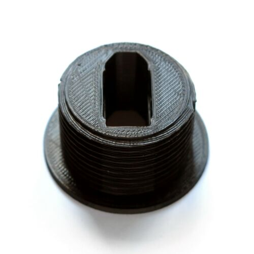 Threaded Panel Mount Housing for XT90 /& XT90-S Connector Male /& Female