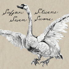 Sufjan Stevens - Seven Swans - Vinyl LP & Download *NEW & SEALED*