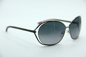8452d9c3a9 NEW TOM FORD TF 157 10B CARLA GRADIENT AUTHENTIC SUNGLASSES W CASE ...