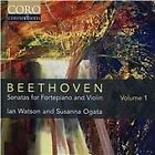 Ludwig van Beethoven - Beethoven: Sonatas for Fortepiano and Violin, Vol. 1 (2015)