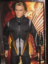 2013 FINNICK THE HUNGER GAMES Barbie Doll Catching Fire Black Label #X8273 NRFB