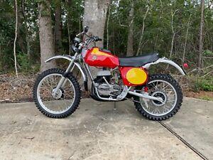 1975 Bultaco Frontera