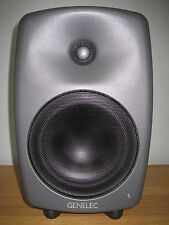 NEW Genelec 8040A Bi-Amplified Studio Monitor - Single