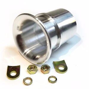 Trumpet-26mm-1-034-Weber-40-DCOE-slide-in-Velocity-Stack-ALLOY-air-horn-ram-pipe