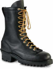 Black Size 11d Whites Boots Hathorn Explorer Nfpa Lace To Toe Logger Boot