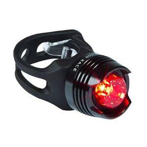 Black CUBE RFR Light Diamond Red LED Rear Light