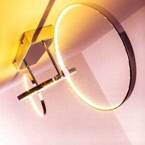 design led deckenleuchte lampe leuchte deckenlampe leuchten ringe schwenkbar ebay. Black Bedroom Furniture Sets. Home Design Ideas