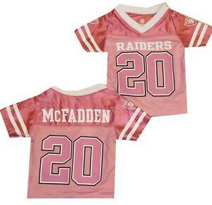 girls oakland raiders jersey