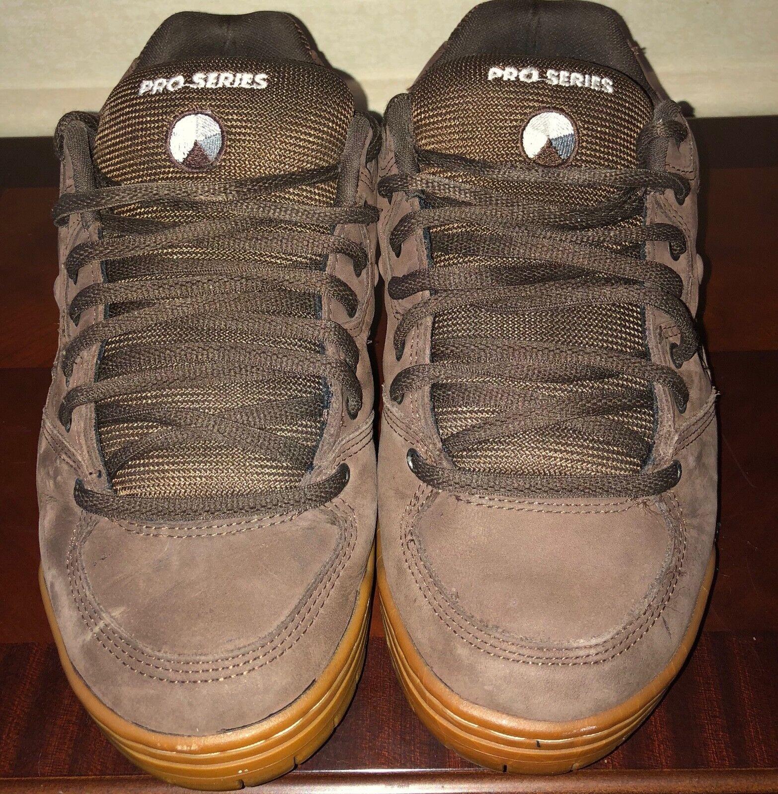 Men's Size 12 Authentic Vans Pro Series OG Wade Speyer The Mingus 1999 Sneakers