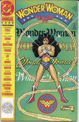 Wonder Woman #1-132 1987-1998 DC Comics Free Bag//Board Choice
