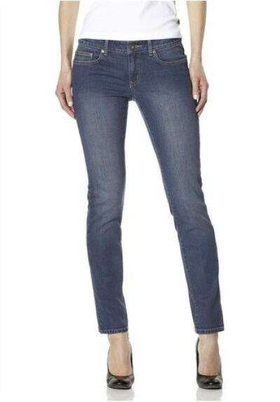 Arizona Zip Jeans New Gr.34-40 Ladies Tube Stretch Denim bluee Used Slim Trousers