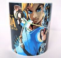 The Legend Of Zelda Breath Of The Wild - Nintendo Game - Coffee MUG CUP