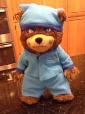 "TODDY Tod T Bear Sweet Dreams Foundation 16"" Plush Pajama Outfit Stuffed Animal"
