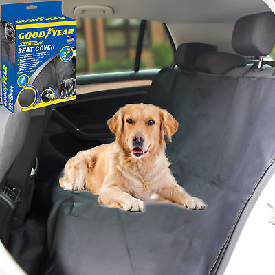 Goodyear Heavy Duty Car Seat Protector Water Resistant Cover For Dogs Pets Baby