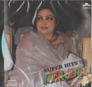 SUPER-HITS-OF-NOOR-JEHAN-BRAND-NEW-ORIGINAL-CD-FREE-UK-POST