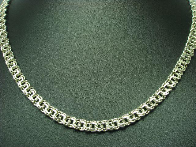 925 Sterling silver Kette   Halskette   Echtsilver   42,5cm   21,0g