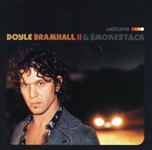 Doyle Bramhall II, Doyle Bramhall II & Smokestack - Welcome [New CD]