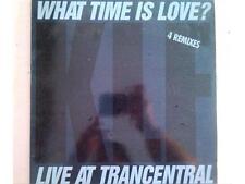 KLF - WHAT TIME IS LOVE?  - LP/VINILO - ESPAÑA - 1990 - (EX/NM - EX/NM)