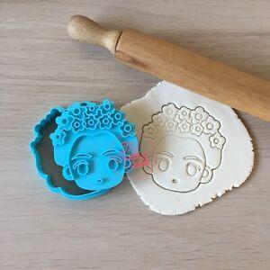 Nascita Bimbo Pannolino Cookie Cutter Formine Biscotti 7cm