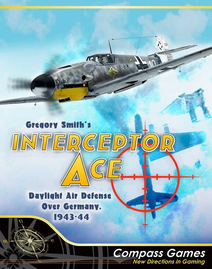 Interceptor Ace - Daylight Aire Defense sobre Alemania 1943-44 - Compass Juegos