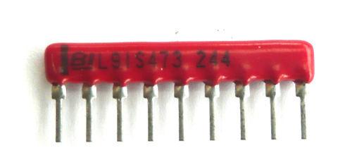 10 x Resistance CMS 1206 1//4W 5/% 6.8K 6K8 6.8Kohm 6,8K ohm                 RCSMQ
