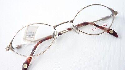 Titanflex Elastica Versione Da Donna Occhiali Eschenbach Eyeglasses Stabile Misura M-mostra Il Titolo Originale