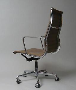 Der GüNstigste Preis Charles & Ray Eames Büro Und Konferenz Stuhl Ea 119 Vitra Herman Miller Mobiliar & Interieur