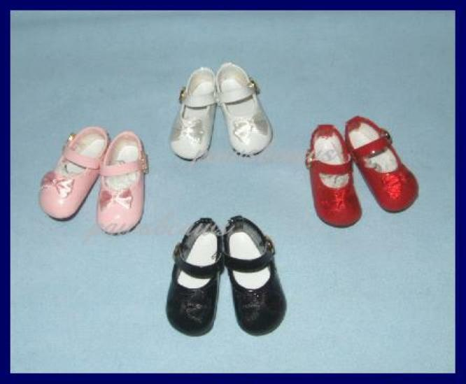 SAVE 35% 4 pair SHOES for Effner 13  LITTLE DARLING Modern Tonner Betsy McCall