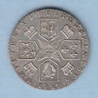 Great Britain. 1787 George 111.. Sixpence.. Without Hearts.. EF/gVF