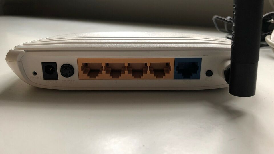 Router, wireless, TP-Link TL-WR740N