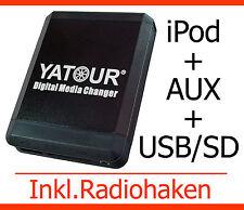 USB mp3 iPod iPhone AUX adattatore Alfa 147 156 159 MITO BRERA GT SPIDER Interface