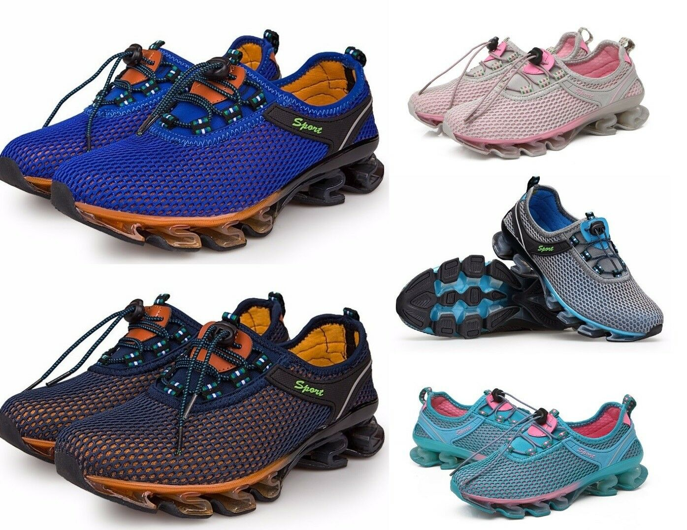 Unisex Lightweight Breathable Athletic Running shoes Professional Training shoes