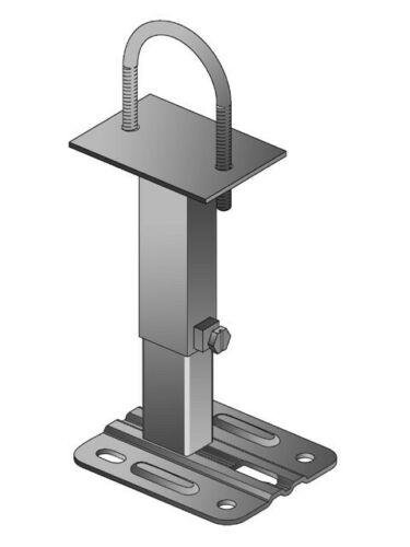 Premium Hubkonsole Universal für Stahl- Guss und Röhrenradiatoren Heizkörper