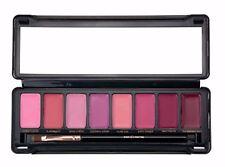 Profusion MATTE Lipsticks Palette - 8 Rose shades Matte Lip Colors~ *US SELLER*