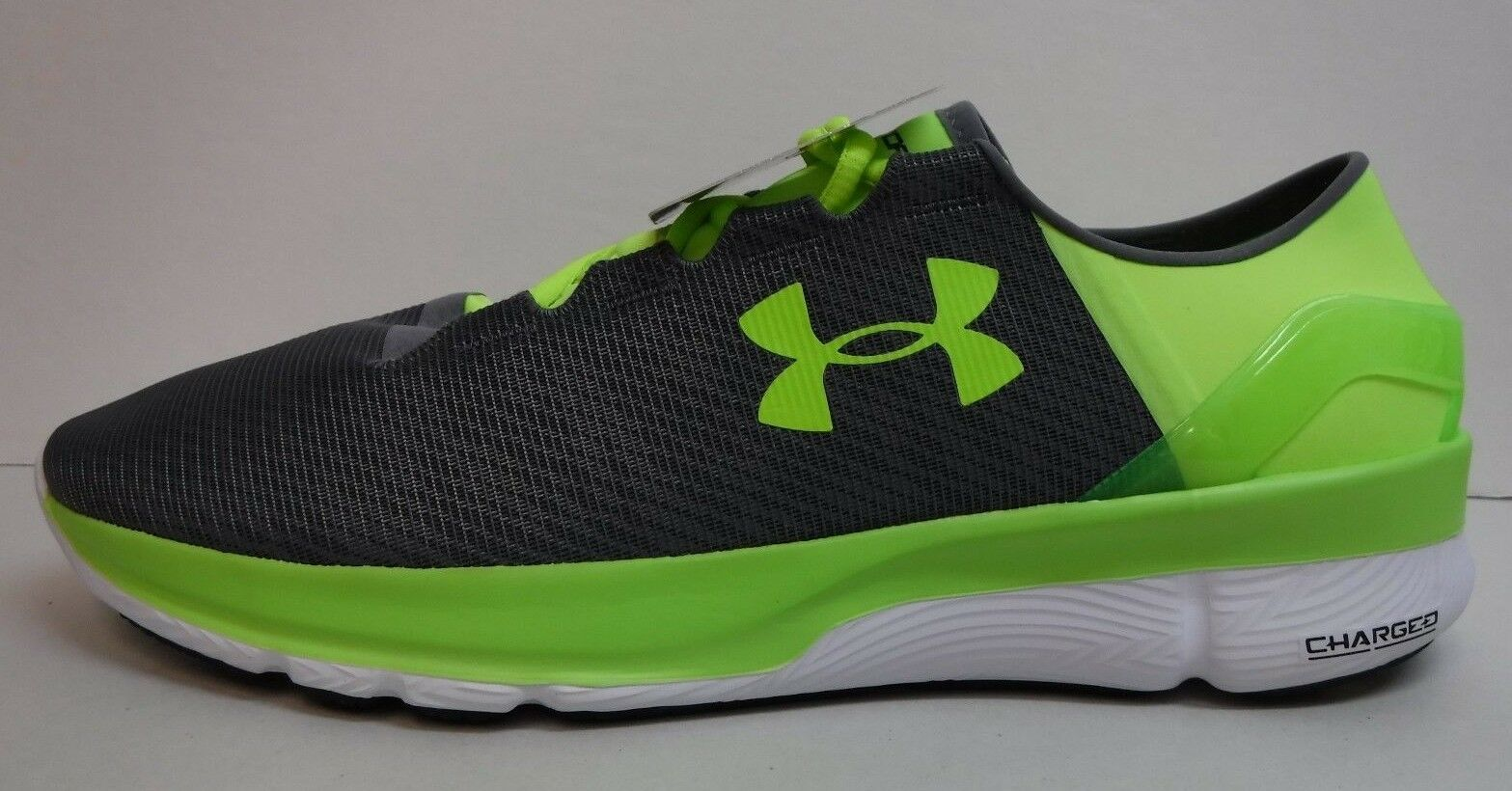Under Armour Size Run Fast Sneakers New Mens Shoes